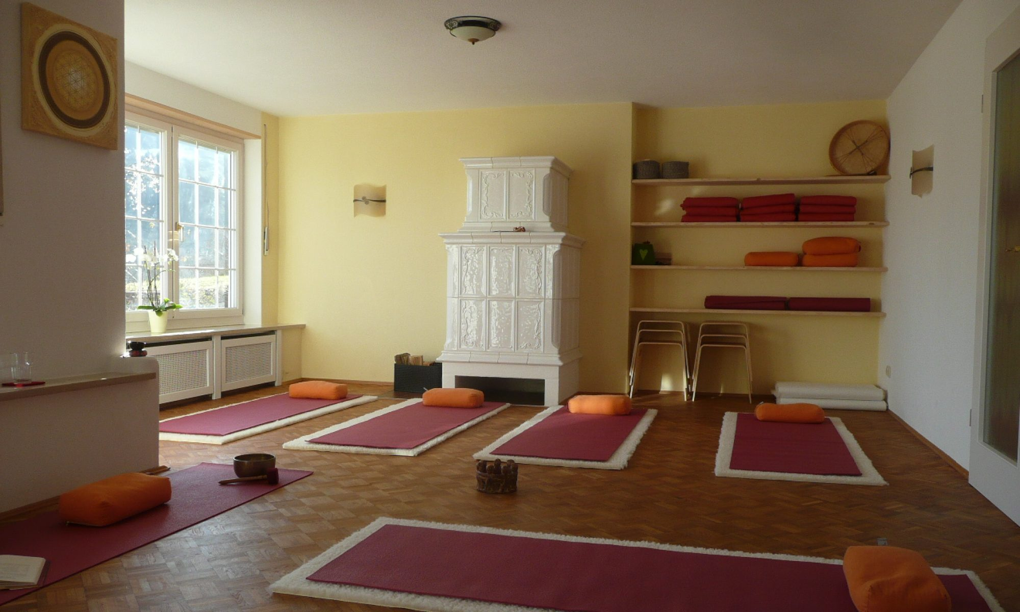yoga in nesselwang / allgäu